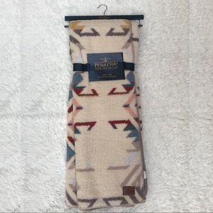 Pendleton Aztec Sherpa Throw Blanket